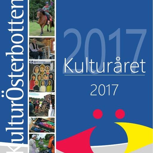 Kulturåret 2017
