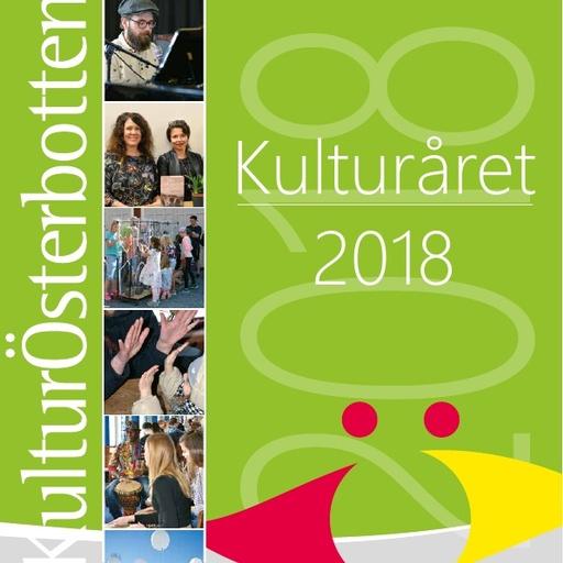 Kulturåret 2018